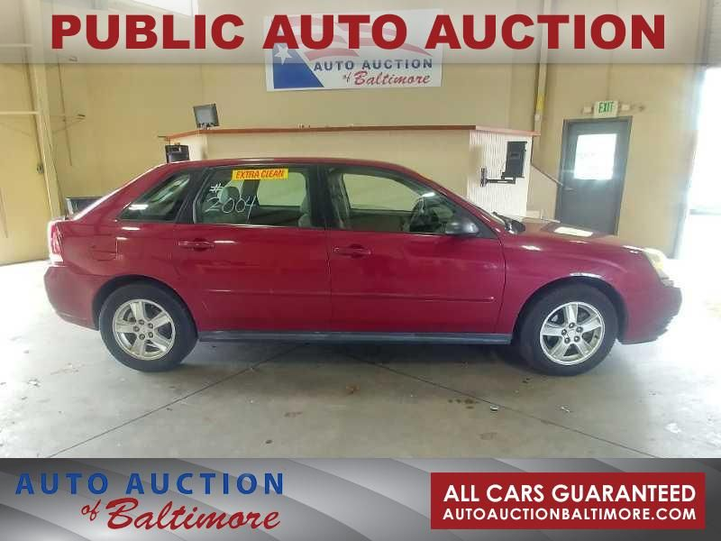 2004 Chevrolet Malibu Maxx LS | JOPPA, MD | Auto Auction of Baltimore  in JOPPA MD