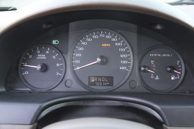 2004 Chevrolet Malibu Maxx LS Santa Clarita, CA 17