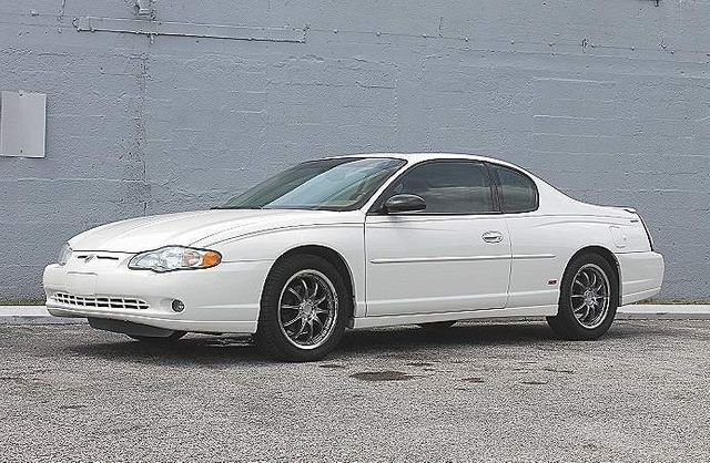 2004 Chevrolet Monte Carlo SS Hollywood, Florida 35