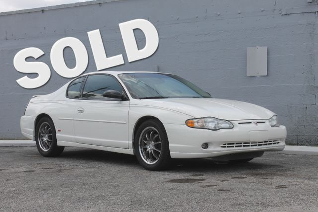 2004 Chevrolet Monte Carlo SS Hollywood, Florida
