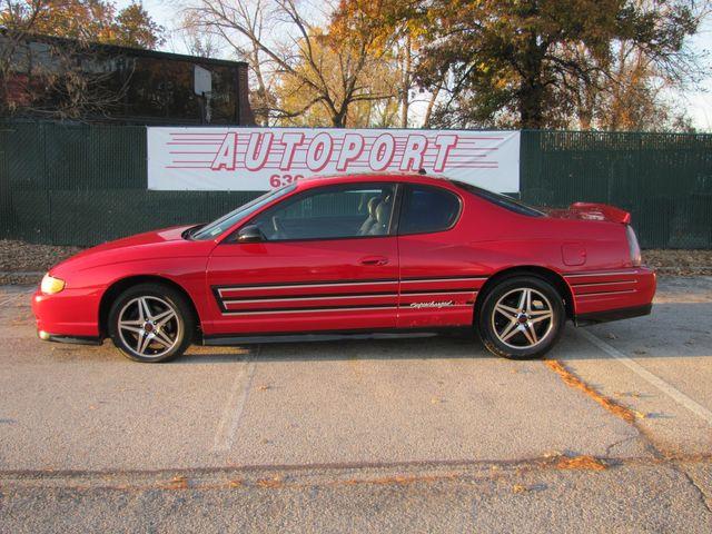 2004 Chevrolet Monte Carlo SS Supercharged St. Louis, Missouri 3