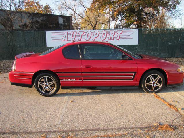 2004 Chevrolet Monte Carlo SS Supercharged St. Louis, Missouri 0