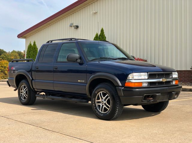 2004 Chevrolet S-10 ZR5 LS