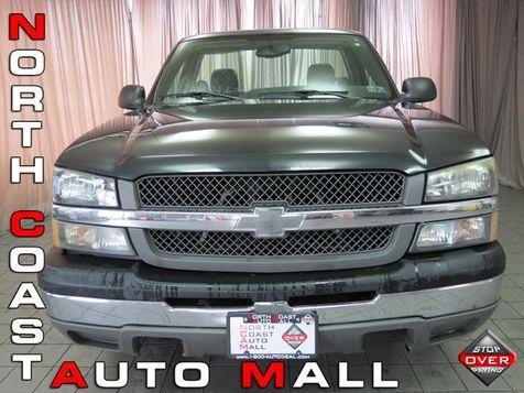 2004 Chevrolet Silverado 1500 Work Truck in Akron, OH