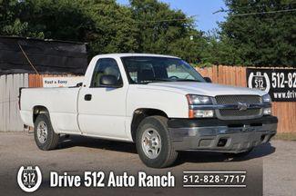 2004 Chevrolet Silverado 1500 Work Truck in Austin, TX 78745