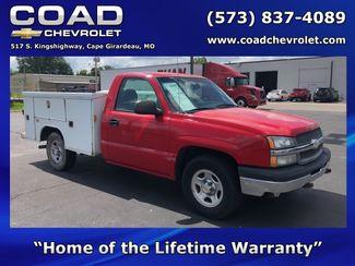 2004 Chevrolet Silverado 1500 Work Truck Cape Girardeau, Missouri