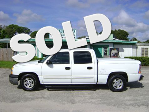 2004 Chevrolet Silverado 1500 CREW CAB LT  in Fort Pierce, FL