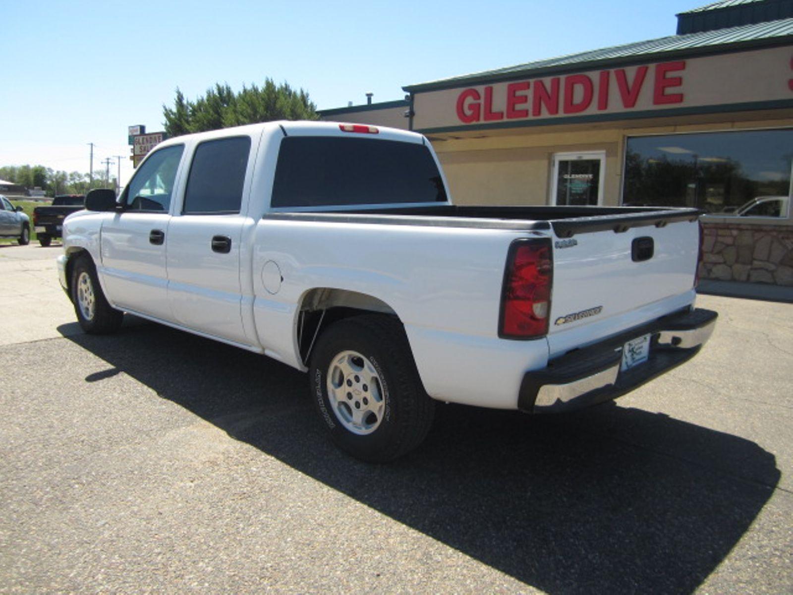2004 Chevrolet Silverado 1500 LS Glendive MT Glendive Sales Corp