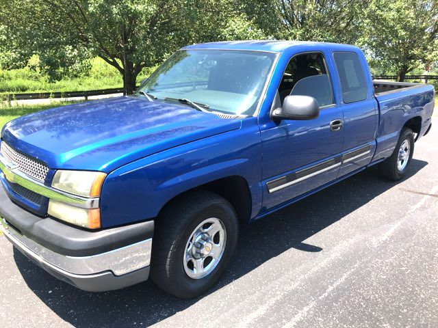 2004 Chevrolet Silverado 1500 LT Knoxville, Tennessee 2
