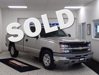 2004 Chevrolet Silverado 1500 Work Truck Lincoln, Nebraska