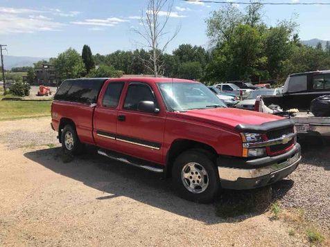 2004 Chevrolet Silverado 1500 Z71 Pickup 4D 6 1/2 ft in