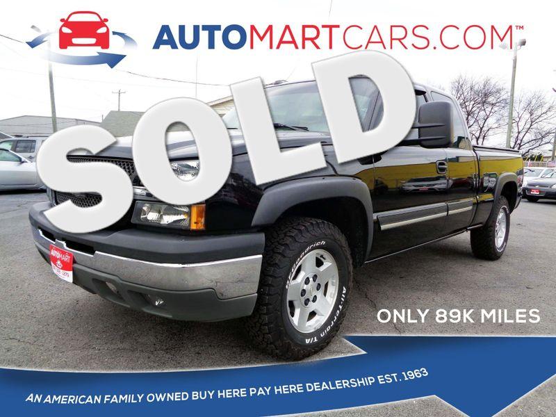 2004 Chevrolet Silverado 1500    Nashville, Tennessee   Auto Mart Used Cars Inc. in Nashville Tennessee
