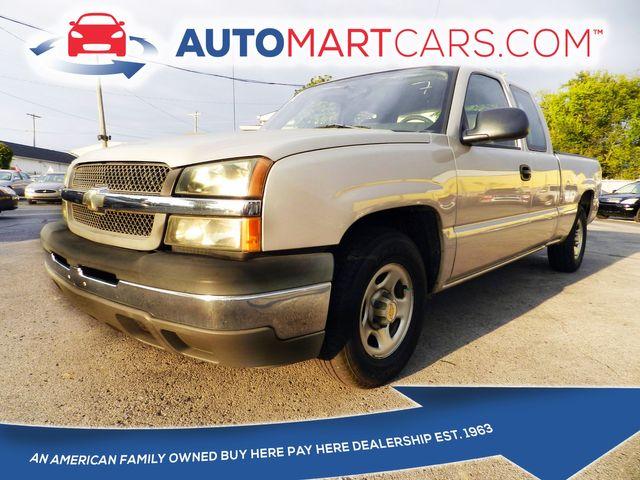 2004 Chevrolet Silverado 1500 Work Truck in Nashville, Tennessee 37211