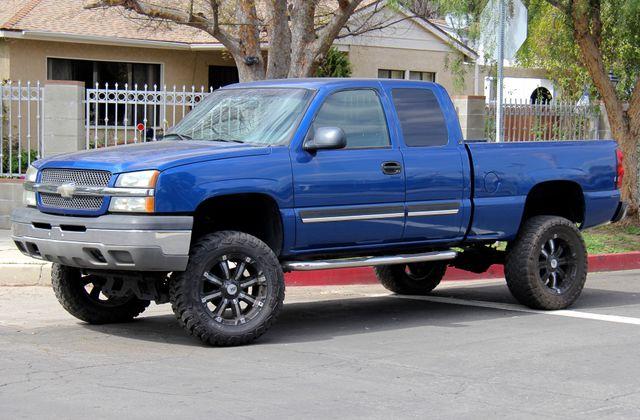 2004 Chevrolet Silverado 1500 Reseda, CA
