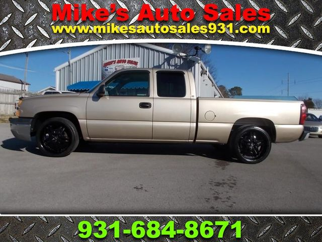 2004 Chevrolet Silverado 1500 Work Truck Shelbyville, TN