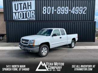2004 Chevrolet Silverado 1500 in Spanish Fork, UT 84660