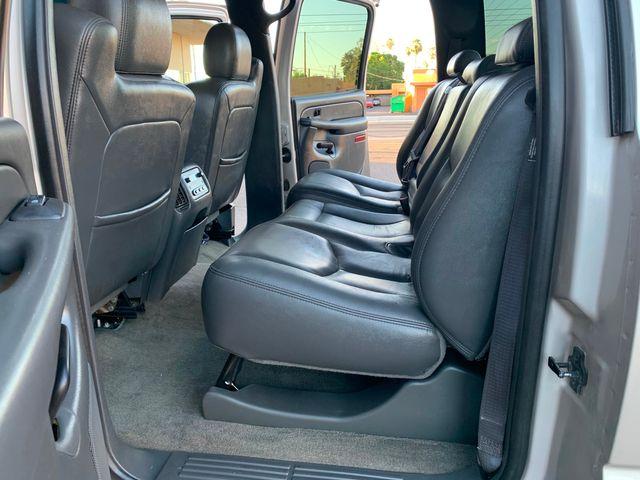 2004 Chevrolet Silverado 2500HD 4X4 LT DURAMAX 3 MONTH/3,000 MILE NATIONAL POWERTRAIN WARRANTY Mesa, Arizona 10