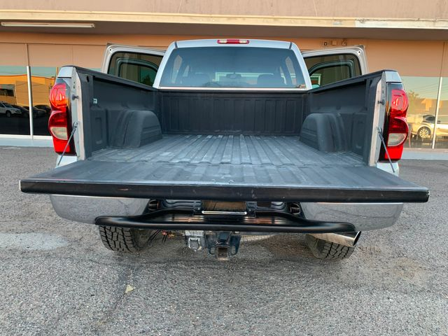 2004 Chevrolet Silverado 2500HD 4X4 LT DURAMAX 3 MONTH/3,000 MILE NATIONAL POWERTRAIN WARRANTY Mesa, Arizona 11