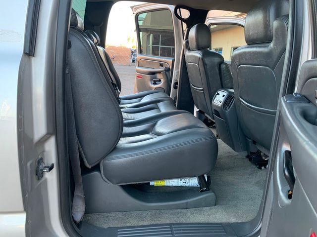 2004 Chevrolet Silverado 2500HD 4X4 LT DURAMAX 3 MONTH/3,000 MILE NATIONAL POWERTRAIN WARRANTY Mesa, Arizona 12