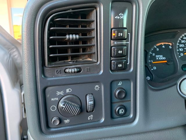 2004 Chevrolet Silverado 2500HD 4X4 LT DURAMAX 3 MONTH/3,000 MILE NATIONAL POWERTRAIN WARRANTY Mesa, Arizona 16