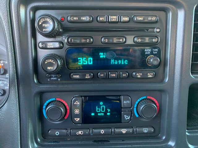 2004 Chevrolet Silverado 2500HD 4X4 LT DURAMAX 3 MONTH/3,000 MILE NATIONAL POWERTRAIN WARRANTY Mesa, Arizona 19