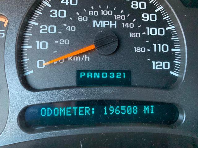 2004 Chevrolet Silverado 2500HD 4X4 LT DURAMAX 3 MONTH/3,000 MILE NATIONAL POWERTRAIN WARRANTY Mesa, Arizona 21