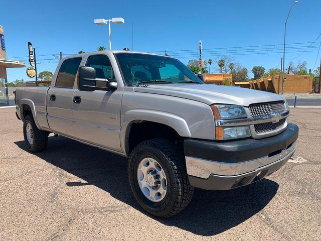 2004 Chevrolet Silverado 2500HD 4X4 LT DURAMAX 3 MONTH/3,000 MILE NATIONAL POWERTRAIN WARRANTY Mesa, Arizona 6
