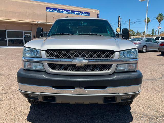 2004 Chevrolet Silverado 2500HD 4X4 LT DURAMAX 3 MONTH/3,000 MILE NATIONAL POWERTRAIN WARRANTY Mesa, Arizona 7