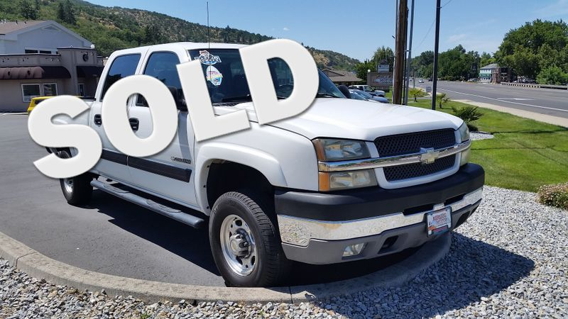 2004 Chevrolet Silverado 2500HD LS 4WD | Ashland, OR | Ashland Motor Company in Ashland OR