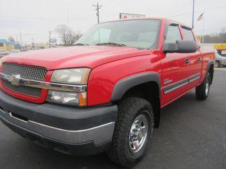 2004 Chevrolet Silverado 2500HD LS Batesville, Mississippi 9