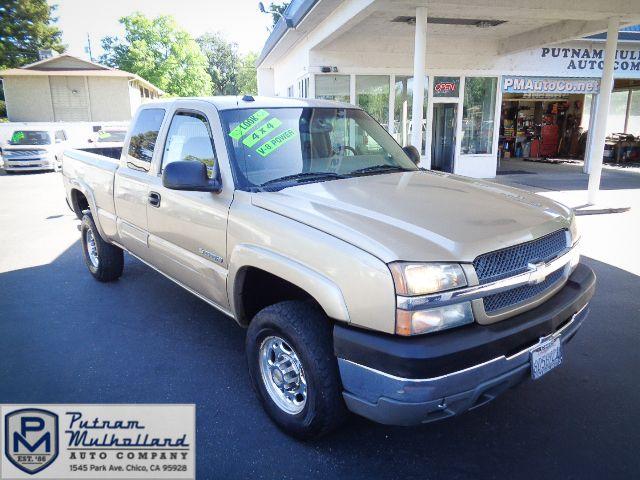 2004 Chevrolet Silverado 2500HD LS in Chico, CA 95928