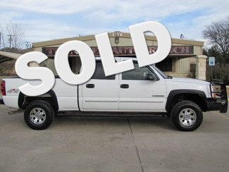 2004 Chevrolet Silverado 2500HD Crew Cab Long Bed 4WD in Cleburne, TX 76033