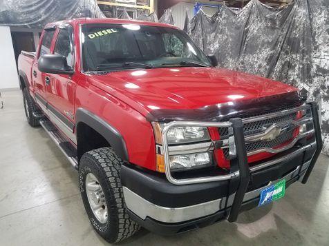 2004 Chevrolet Silverado 2500HD  LS Duramax Crew in Dickinson, ND