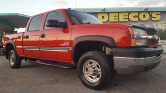 2004 Chevrolet Silverado 2500HD 4x4 Duramax Diesel in Fort Pierce FL, 34982
