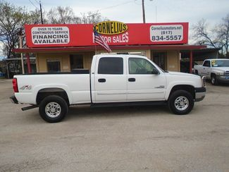 2004 Chevrolet Silverado 2500HD LT | Fort Worth, TX | Cornelius Motor Sales in Fort Worth TX