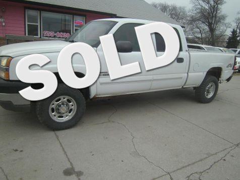 2004 Chevrolet Silverado 2500HD 2500 HEAVY DUTY in Fremont, NE