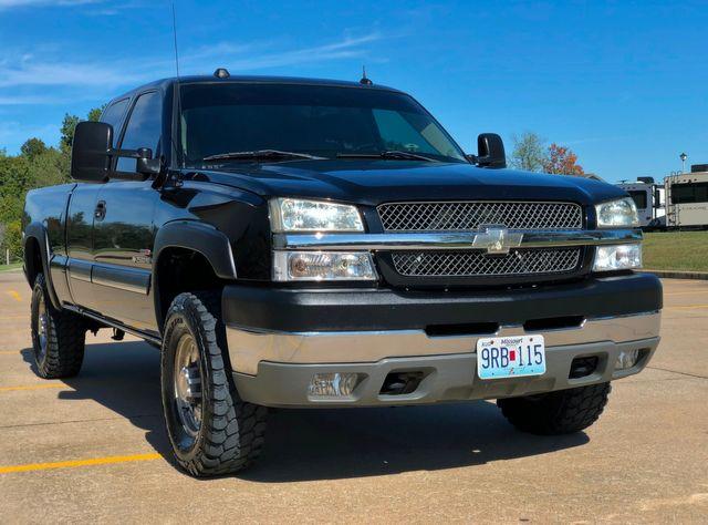2004 Chevrolet Silverado 2500HD LT