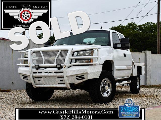 2004 Chevrolet Silverado 2500HD LS | Lewisville, Texas | Castle Hills Motors in Lewisville Texas