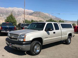 2004 Chevrolet Silverado 2500HD Ext. Cab Long Bed 4WD LINDON, UT 1