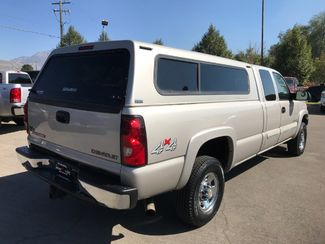 2004 Chevrolet Silverado 2500HD Ext. Cab Long Bed 4WD LINDON, UT 9