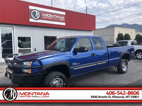 2004 Chevrolet Silverado 2500HD LS in