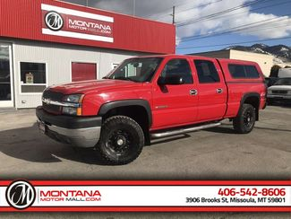 2004 Chevrolet Silverado 2500HD in , Montana