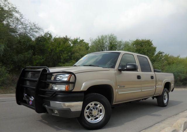 2004 Chevrolet Silverado 2500HD LS in New Braunfels, TX 78130