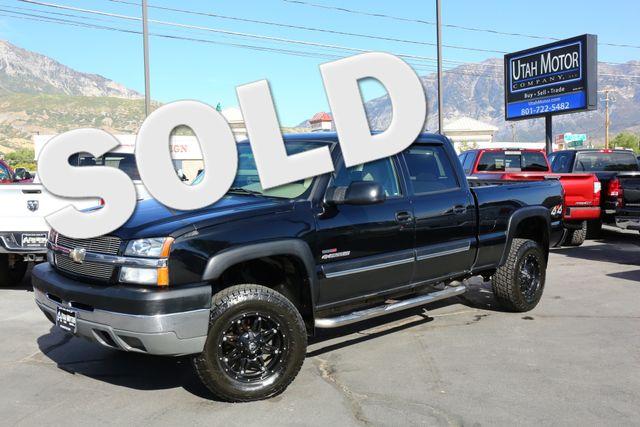 2004 Chevrolet Silverado 2500HD  | Orem, Utah | Utah Motor Company in  Utah