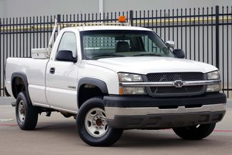 2004 Chevrolet Silverado 2500HD Work Truck *** EZ FINANCE *** in Plano TX, 75093