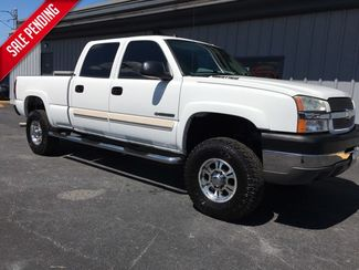 2004 Chevrolet Silverado 2500HD LT  city TX  Clear Choice Automotive  in San Antonio, TX