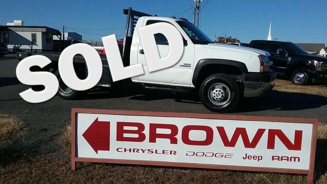 2004 Chevrolet Silverado 3500 WT Minden, LA