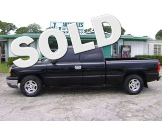 2004 Chevrolet SILVERADO EXT CAB   in Fort Pierce, FL