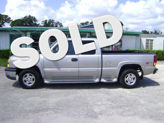 2004 Chevrolet SILVERADO Z71 4X4 EXT CAB  in Fort Pierce, FL
