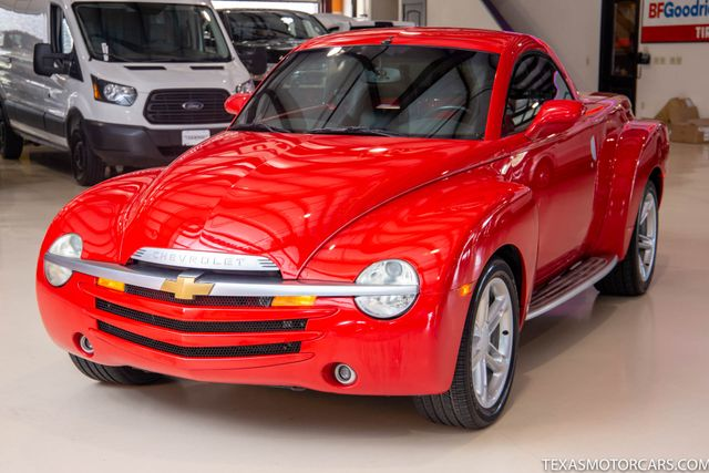 2004 Chevrolet SSR LS in Addison, Texas 75001